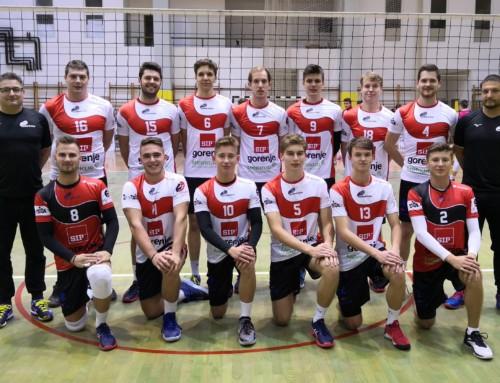 Pro Volley – SIP Šempeter 3:1