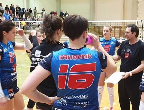 Sip Šempeter – Calcit Volley 1:3