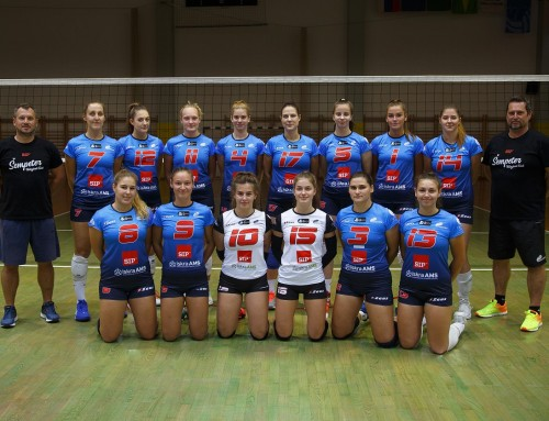Sip Šempeter – Calcit Volley  0:3 (-24, -20, -18)