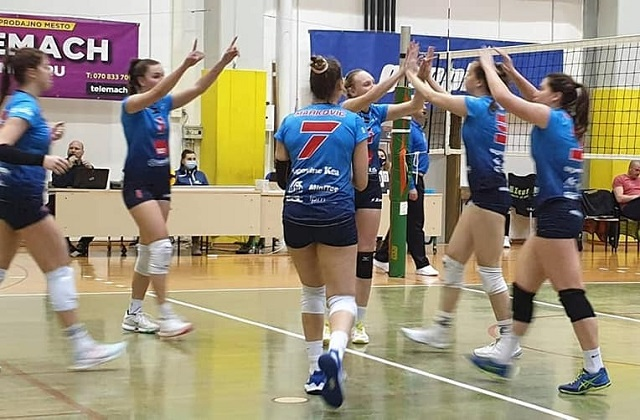 Calcit Volley – SIP Šempeter 3:0