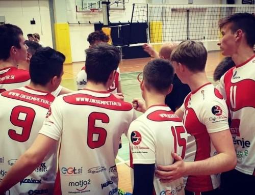 Mladinci – 1B. liga